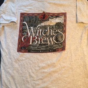 1996 Salem witches brew tee